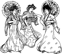Chinese Dames
